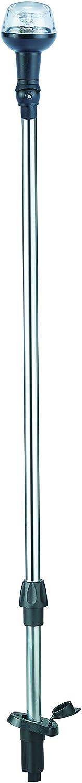 Edelstahl Top Licht LED NIRO  Ankerlicht Navigationslicht Positionslaterne 914mm