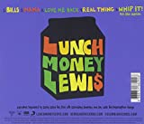 LUNCHMONEY LEWIS - WHIP IT! EP