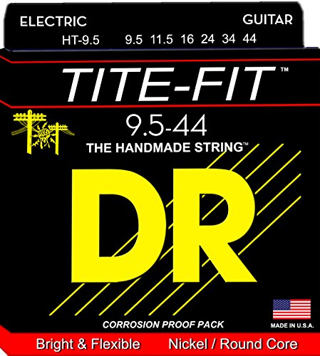 DR Strings Tite Fit Electric Round Core 9.5-44