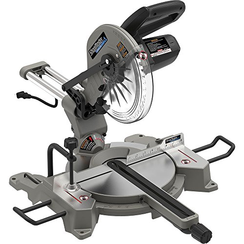 "Delta S26-261L Shopmaster 10"" Slide Miter Saw with Laser"