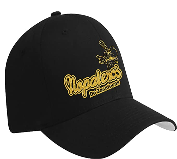 Nopaleros De Zacatecas Baseball Cap (Black)