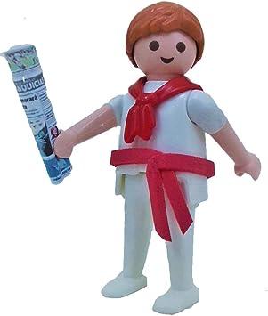 Toroshopping Corredor de encierro Playmobil: Amazon.es: Juguetes y ...