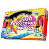 100 Mexicanos Dijeron Board Game (Spanish Edition)
