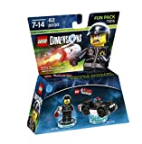 LEGO Dimensions, The LEGO Movie Bad Cop Fun Pack