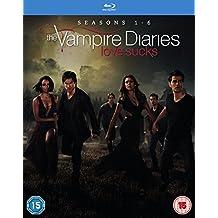 The Vampire Diaries - Season 1-6