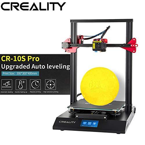 Creality CR-10S Pro 3D Printer Upgraded Auto Leveling