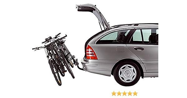 Thule TH972 - Portabicis Hangon 972 3 Bicis: Amazon.es: Coche y moto