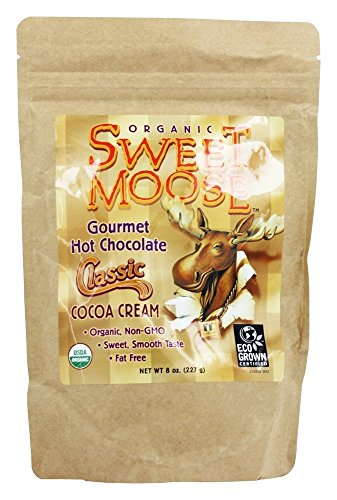 Sweet Moose Chocolate Cocoa FunFresh 8 oz Powder (Sweet Moose)