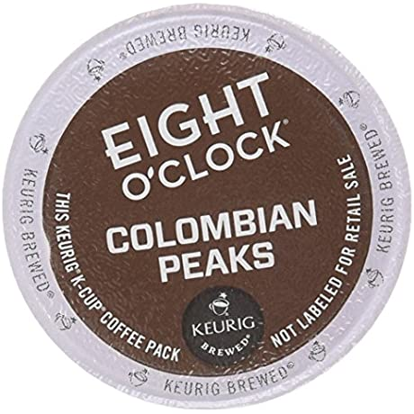 Eight O Clock Coffee Colombian Peaks 192 Count