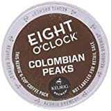 Eight O Clock Coffee, Colombian Peaks, 48 Count