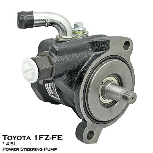 Power Steering Pump Fit For Toyota Land Cruiser FZJ70 FZJ75 FZJ79 FZJ80 FZJ100 FZJ105 1FZ ()