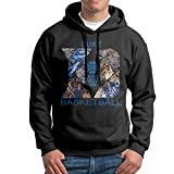 ACFUN Men's Duke University Basketball Sweater Size XL Black