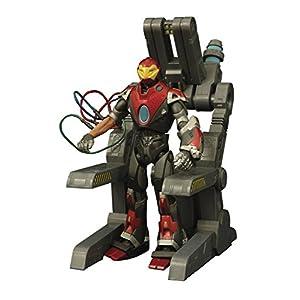 Diamond Select Toys Marvel Select: Ultimate Iron Man Action Figure