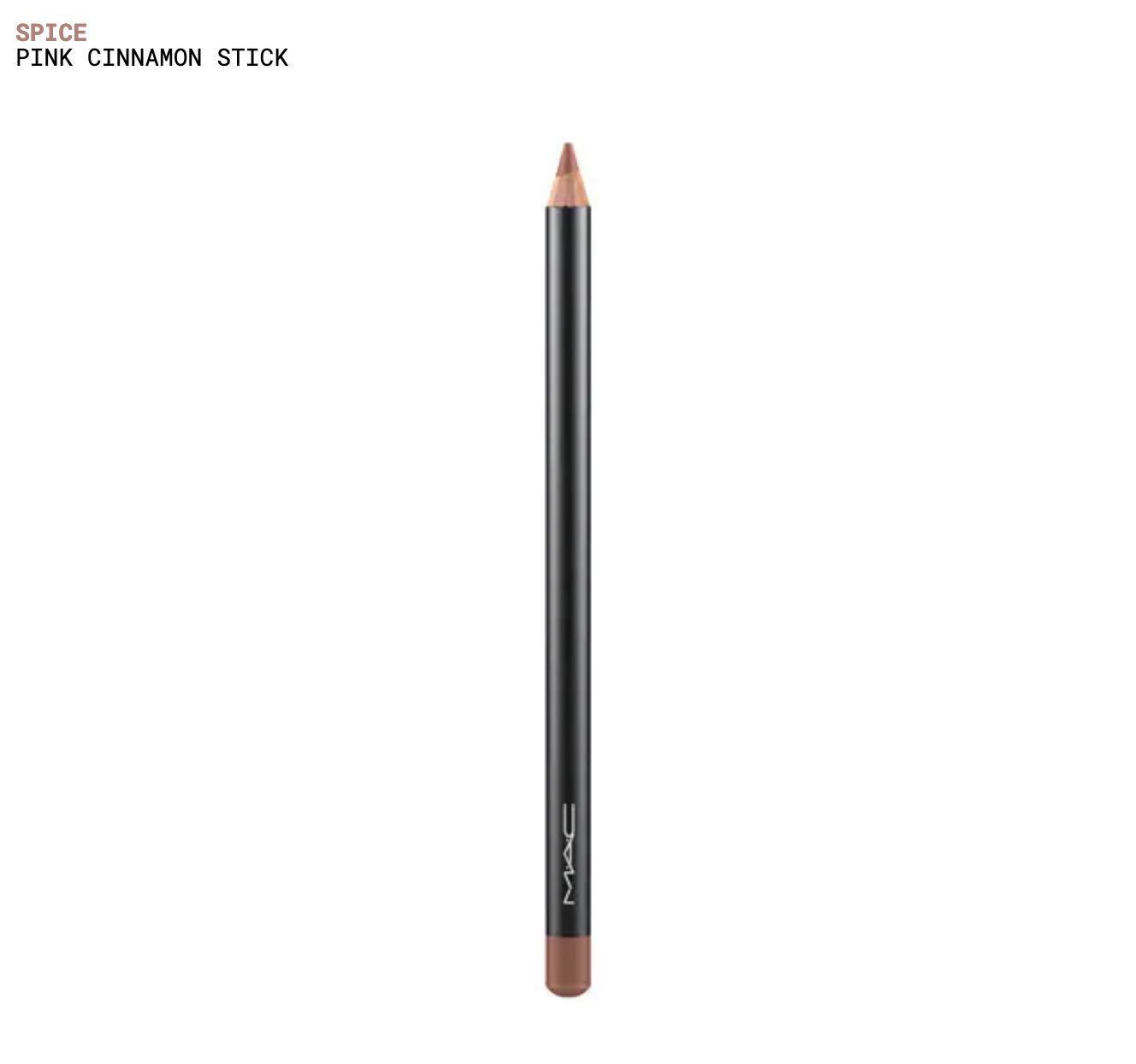 MAC Lip Pencil Liner Shade Spice (Pink Cinnamon Stick) .05 Ounce