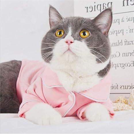 Pijama para Mascotas con diseño de Botones, Ropa para Perros ...