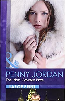 The Most Coveted Prize (Mills and Boon Largeprint Romance)