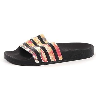 adidas Sandalen - Adilette W schwarzschwarzschwarz Größe