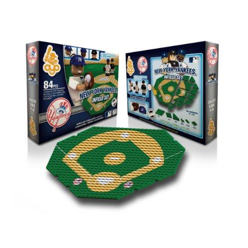 MLB New York Yankees Infield Set -