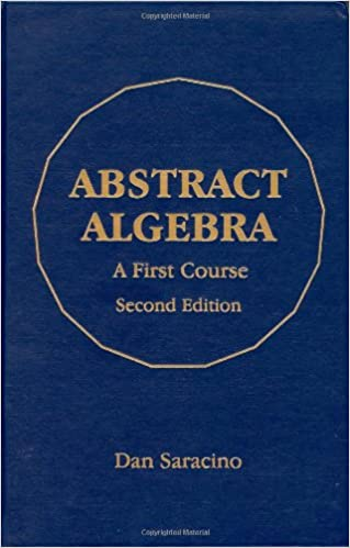 a book of abstract algebra pinter solutions manual