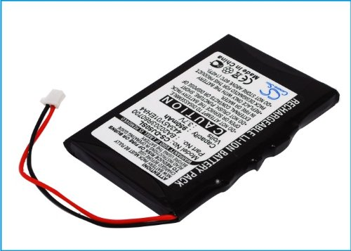 Battery2go Li-ion BATTERY Pack Fits Dell Jukebox HVD3T, Jukebox DJ 5GB, 443A5Y01EHA4, BA20203R60700 by VINTRONS