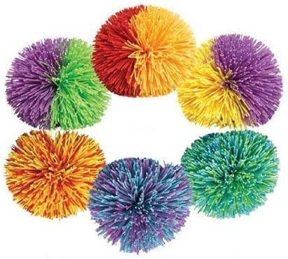 Koosh Ball Colors Vary for party favors Toys and Games NEW