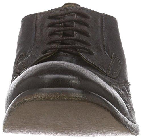 Scarpe brown d Marrone Stringate Mfg marrone Uomo Rowe Hudson H Co wOxUURXq