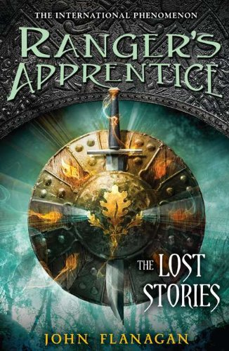 Book cover for Ranger's Apprentice: The Lost Stories