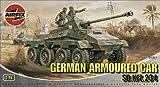 Airfix - A01311 - Construction et Maquettes - Bâtiment - German Armoured Car