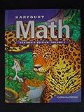 Harcourt Math, Grade 6, Harcourt School Publishers Staff, 0153207620