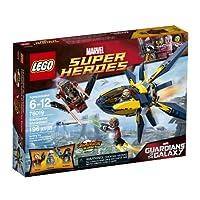 LEGO Superheroes 76019 Starblaster Showdown Building Set by LEGO Superheroes