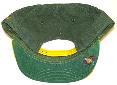 d15832c23f2 NFL Men s Green Bay Packers Snapback Hat (Green Bay Packers