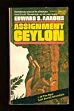 Assignment--Ceylon, Edward S. Aarons, 0449135837