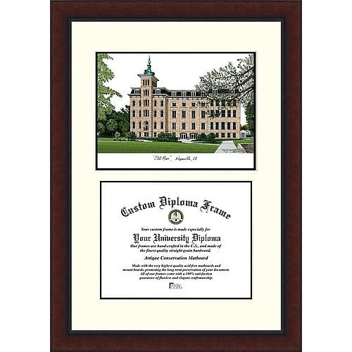 North Central College Legacy Scholar Graduate 19x27 inch Diploma ...