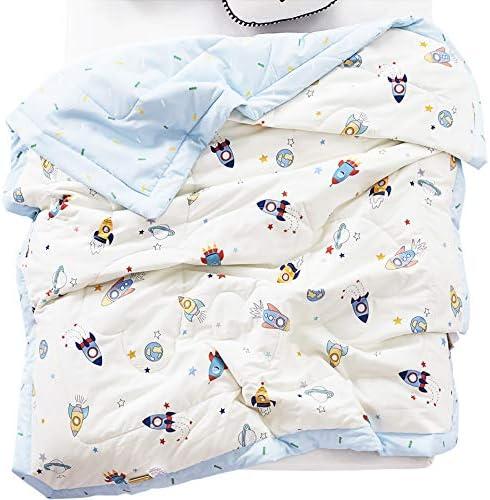 J pinno Spaceship Comforter Bedspread Decoration