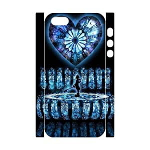 Iphone 5,5S 3D Customized Phone Back Case with Kingdom Hearts Image