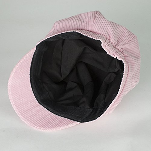 54085579af9 Belsen Unisex Cotton Corduroy Newsboy Cap Gatsby Ivy Hat (Beige) at Amazon  Men s Clothing store