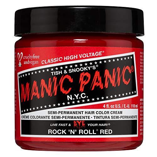 🥇 Manic Panic – Crema semipermanente para el pelo en tarro