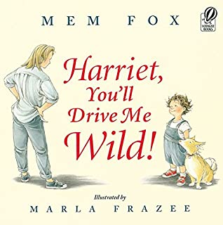 Night noises voyager book mem fox terry denton 9780152574215 harriet youll drive me wild publicscrutiny Image collections