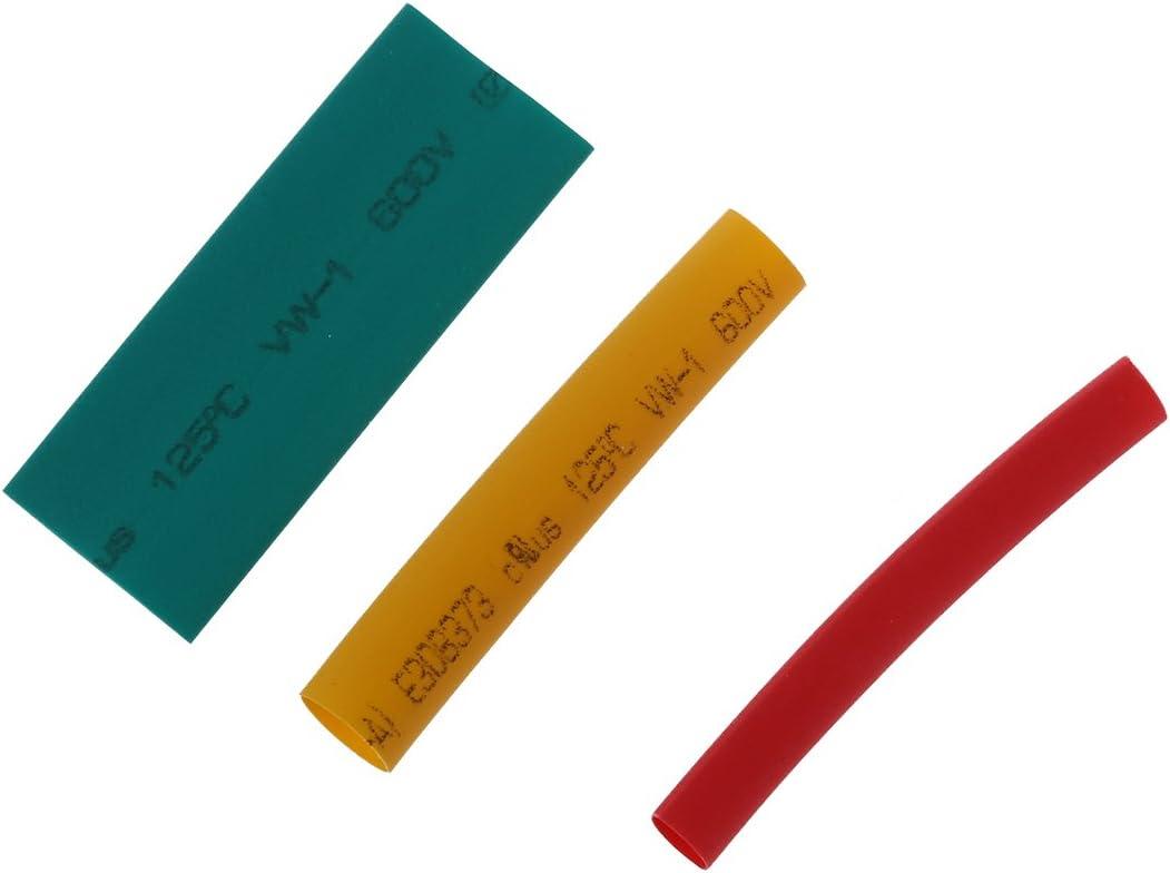 Toolmore 280pcs gaine thermoretractable thermodurcissable thermo retractable Tube boite 1 a 10mm Ratio 2:1