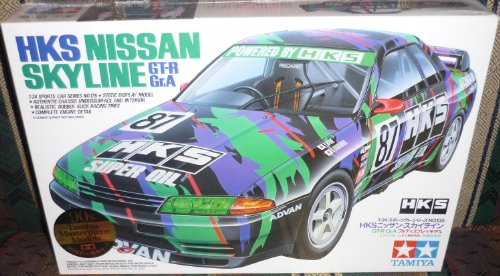 Tamiya 1:24 HKS Nissan Skyline GT R Gr.A for sale  Delivered anywhere in USA