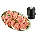 New 56 Blades Meat Tenderizer with Safety Lock Stainless Steel Needles Meat Tool