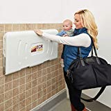 ECR4Kids Wall-Mounted Baby Changing