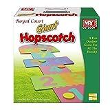 Giant Hop Scotch Indoor Outdoor Garden Fun Family Hopscotch Game Set Foam Mat