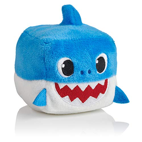 WowWee Pinkfong Baby Shark Official Song Cube - Daddy Shark (Christmas Daddy Card)