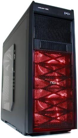 Nox NXCBAYVXR - Caja de Ordenador Torre ATX, Color Negro: Amazon ...