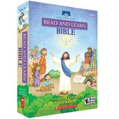 Scholastic Read & Learn Bible