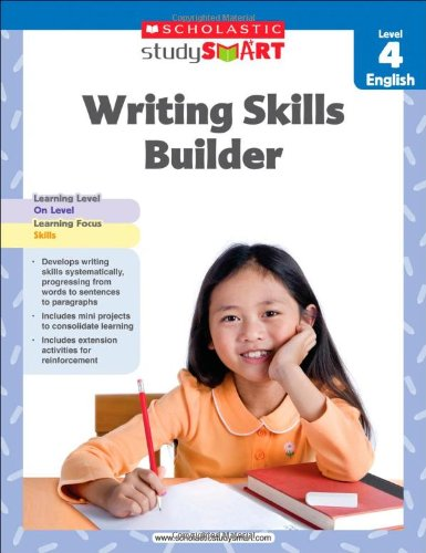 Scholastic Study Smart Writing Skills Builder Level 4 ()