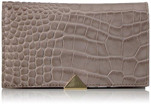 Vince Camuto Zinia Wallet, Elephant Crocodile, One Size