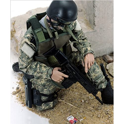 1/6 Militaire Soldat De Police 12 Pouces Figurine Nb02a