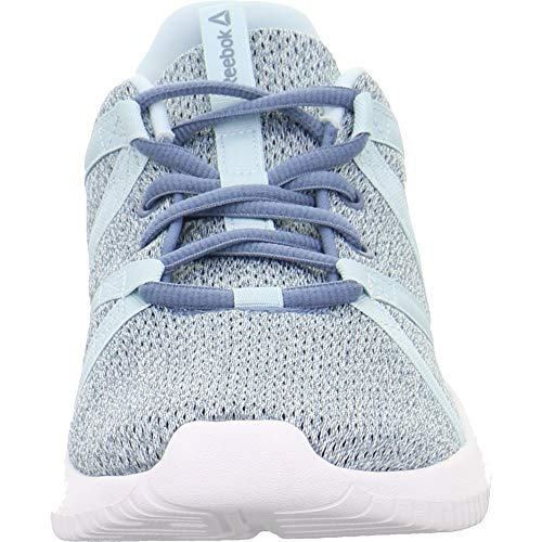 000 Blue White Reebok Dreamy Slate para Reago Essential Blue Deporte Multicolor de Mujer Zapatillas OwBxHOP